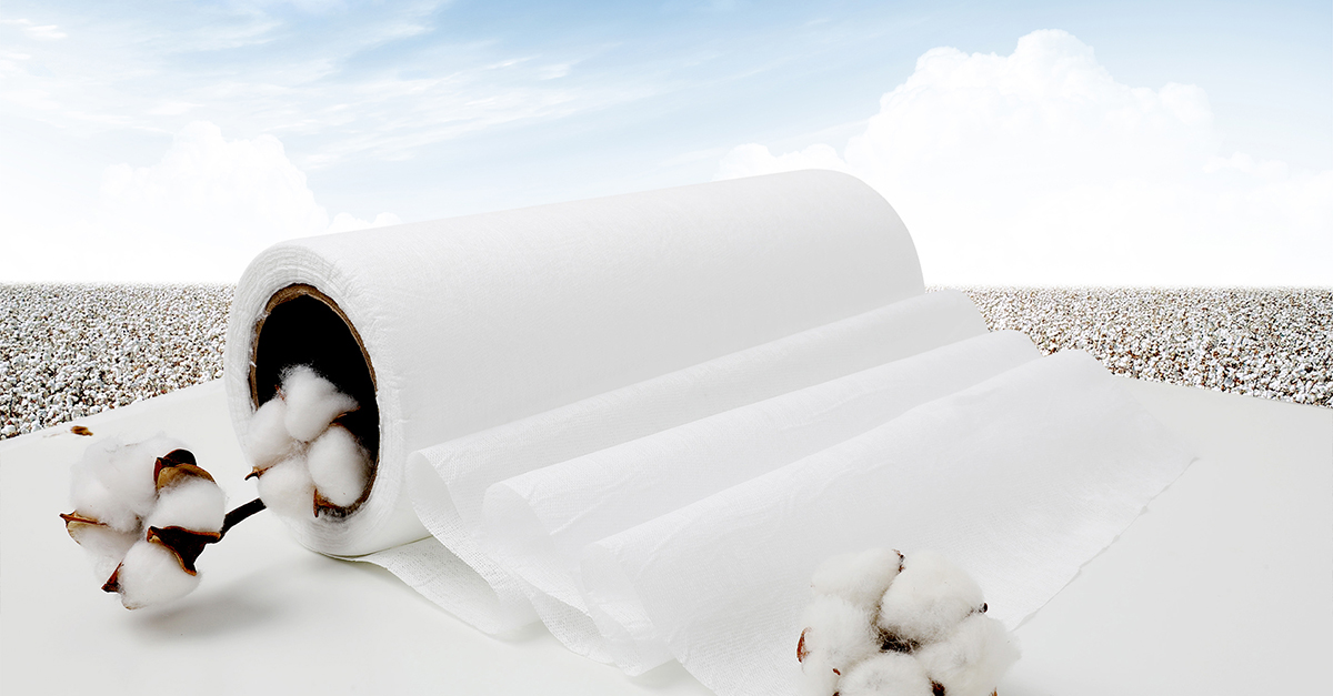 Nonwoven Patented Technology