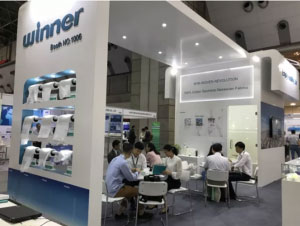 Winner Medical Co Attended The 2018 Asia International Nonwoven Materials Exhibition