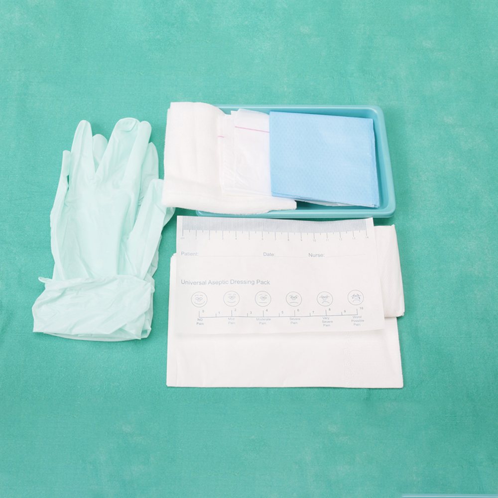 Wound Dressing Pack (REF NO. 901 007)