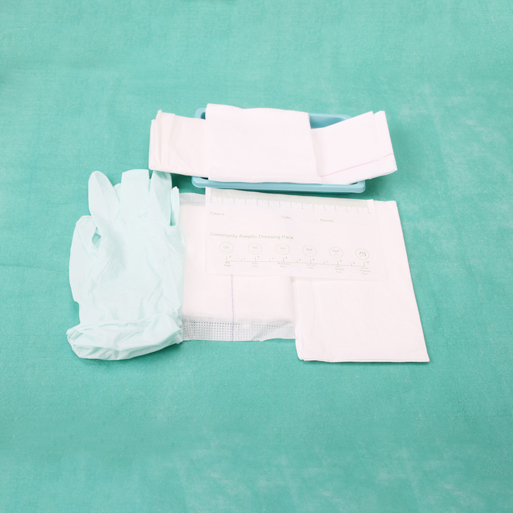 Wound Dressing Pack (REF NO. 901 008)