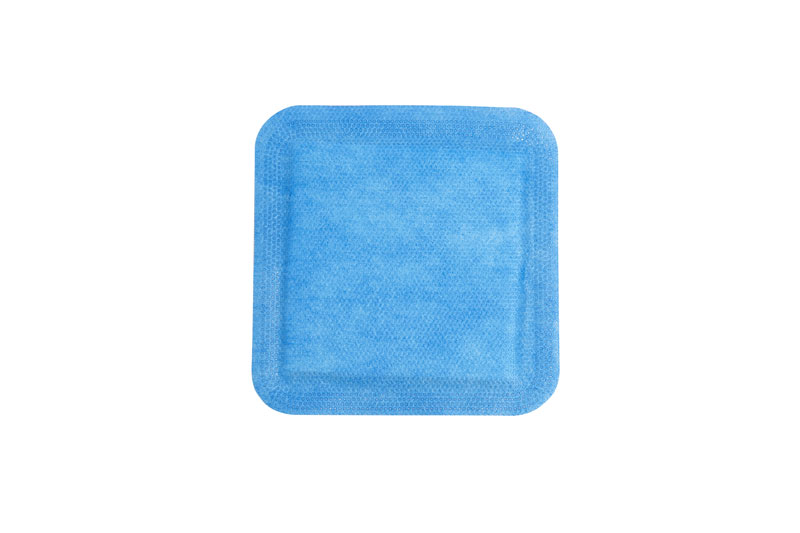 Silicone Superabsorbent Wound Dressing